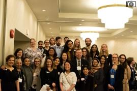 KPU Student volunteers + UNA-Vancouver Board Members